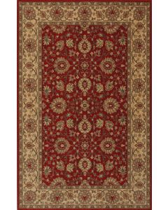Bella Rosa Rug Red