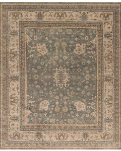 Heirloom HQ-05 Rug Aqua/Stone