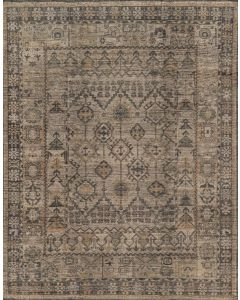 Heirloom HQ-06 Rug Bone/Charcoal