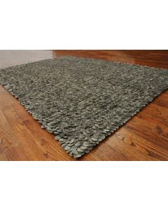 Manhattan MAN415B Rug Grey