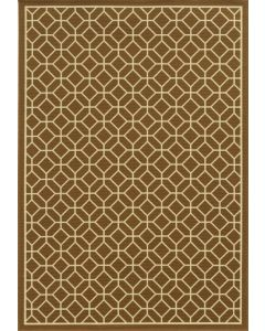 Riviera 4771l Rug Brown
