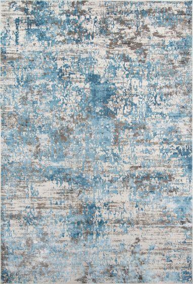 Juliet JU-09 Rug Blue