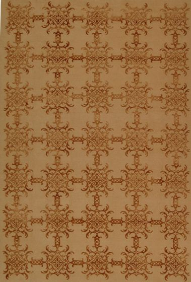Tracery Rug Rosewood
