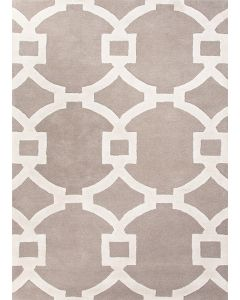 Regency CT34 Rug Ashwood & White
