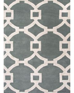 Regency CT47 Rug Mineral & White