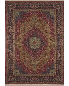 Medallion Kirman Rug Multi