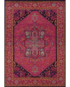 Kaleidoscope 1332s Rug Red