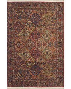 Panel Kirman Rug Multi