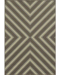 Riviera 4589d Rug Brown