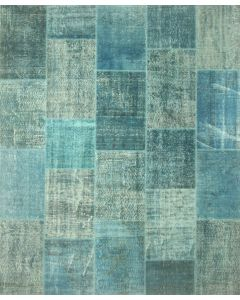 Patchwork Vintage Rug Capri Breeze